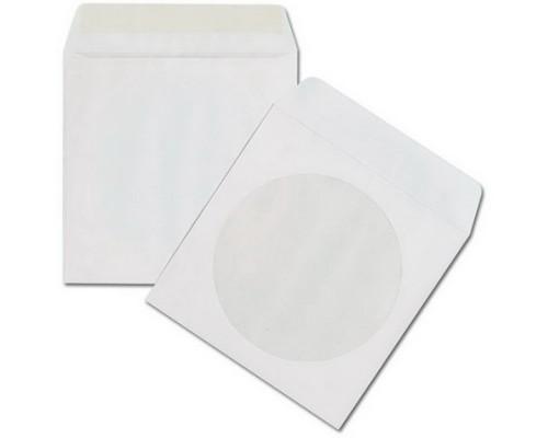 Конверт на 1 CD бумажный с окном