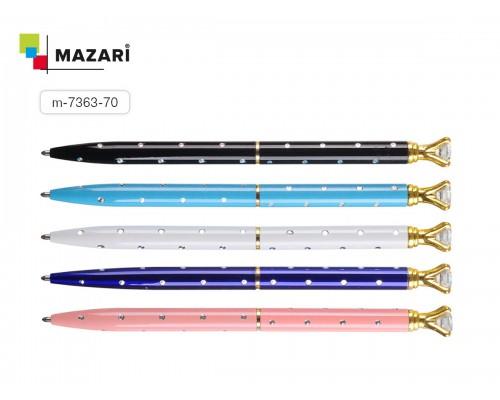 Ручка подарочная GLAMOUR металлический корпус
