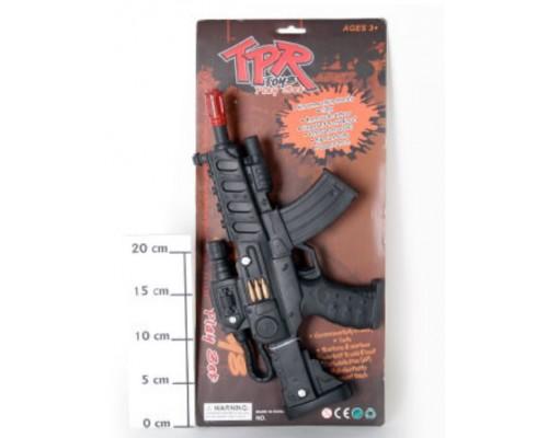 Мягкое оружие автомат, 38,,5*19*4,5см, CRD,W699-A26
