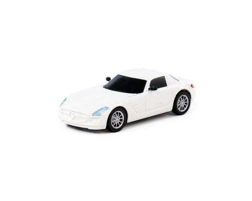 Автомобиль легковой инерционный Вектор 83517 (в пакете)